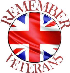 Remember Veterans logo