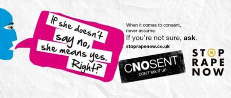 stopp rape now consent banner