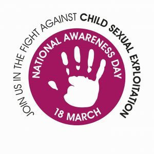 National Awareness Day for Child Sexual Exploitation logo