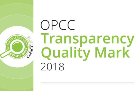 CoPACC OPCC Transparency Quality Mark 2018