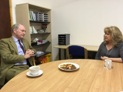 Philip talks to Kate Farmer, Chief Officer of DACS.
