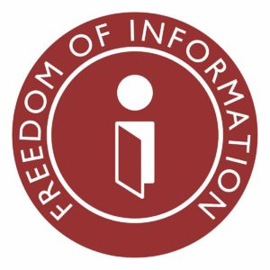 Freedom of Information logo