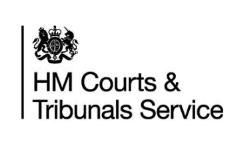 HM Courts & Tribunal Service logo