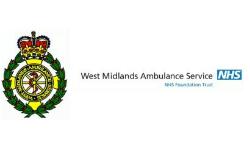 West Midlands Ambulance Service logo