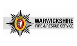 Warwickshire Fire and Rescue Service logo