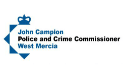 West Mercia PCC logo