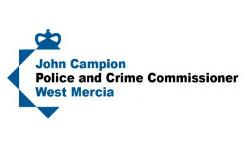West Mercia PCC logo