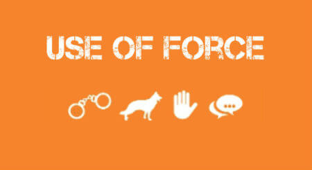 use of force banner