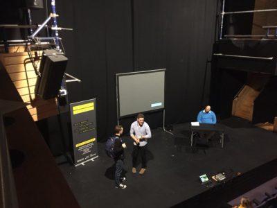 Actors tell 'Eddie's' story at Bridge House Theatre in Warwick
