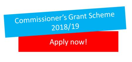 Grant Scheme Apply Now banner