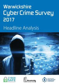 warwickshire cyber crime survey 2017