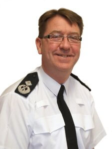 Chief Constable Martin Jelley
