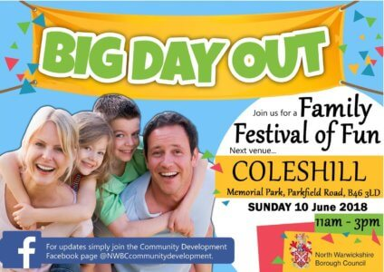 Big Day Out banner image