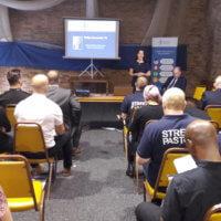 Grants Launch 2018 general scene