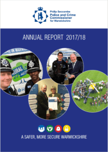 Annual Report Cover 2017-18