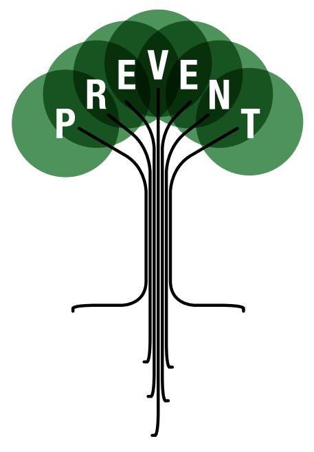 PREVENT logo Warwickshire