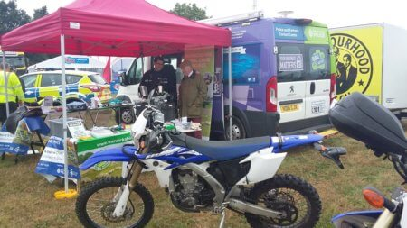 warwickshire rural crime project