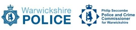 Warwickshire Police and West Mercia PCC logos