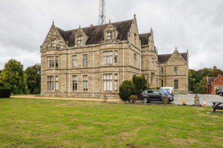 Woodcote House at Leek Wootton