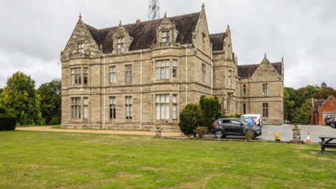 Woodcote House at Leek Wootton
