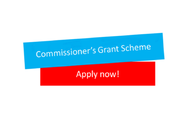 Grants scheme opens for applications