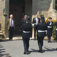warwickshire new police force unveiling