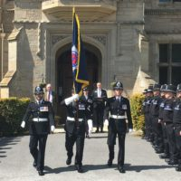 warwickshire police new force event
