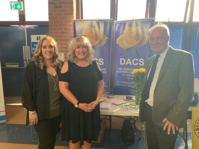 Domestic Abuse Counselling Service Grant Philip Seccombe Police and Crime Commissioner for Warwickshire