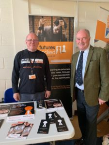 Futures unlocked with Philip Seccombe Police and Crime Commissioner for Warwickshire