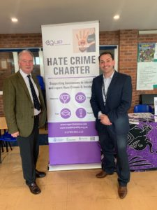 Hate Crime Charter Grant