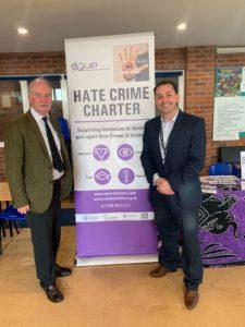 Hate Crime Charter Grant