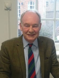 Warwickshire Police and Crime Commissioner Philip Seccombe