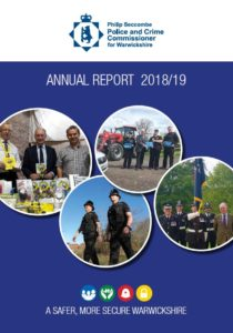 Annual Report 2018/19 Cover