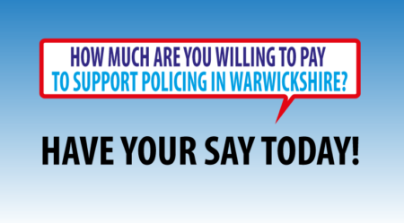Have your say today banner