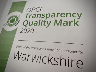 CoPaCC Quality Mark 2020