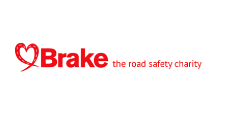 Brake logo the road safety charity