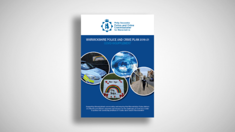 Warwickshire Police and Crime Plan COVID 19 supplement