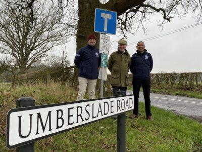 Umberslade Road