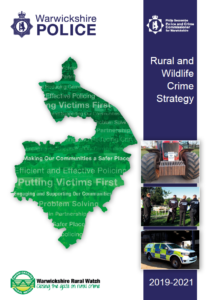 Rural and Wildlife Crime Strategy cover