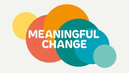 Meaningful Change logo