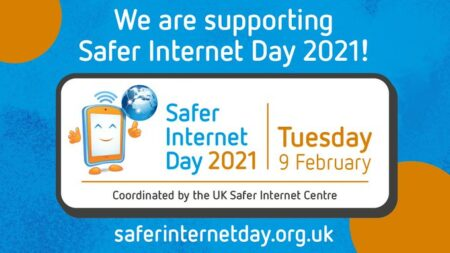 We're supporting Safer Internet Day 2021.
