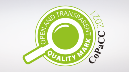 CoPaCC Open and Transparent Quality Mark 2021