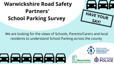Schools Road Safety Survey banner