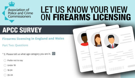 Have your say on firearms licensing - APCC Survey